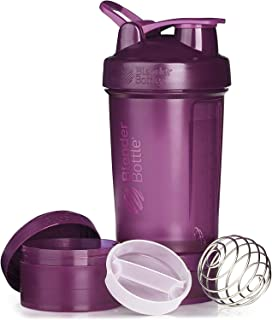 BlenderBottle ProStak System with 22-Ounce Bottle and Twist n' Lock Storage 22 oz. 500208