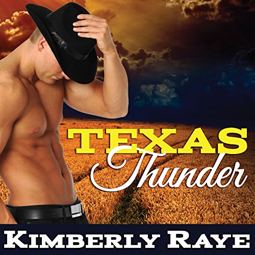 Texas Thunder audiobook cover art