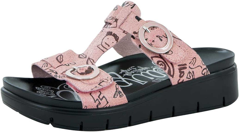 Alegria Women's, Vita Slide Sandals
