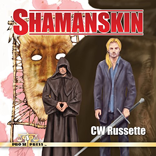 Shamanskin audiobook cover art
