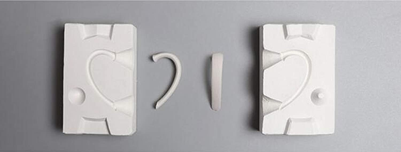 WellieSTR 1 Set Mini 3D Plaster Pot Handle Tea Ceramic Cup Max 84% Genuine Free Shipping OFF Molds