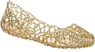 Elegance Glaze Women's Jelly Ballet Flat