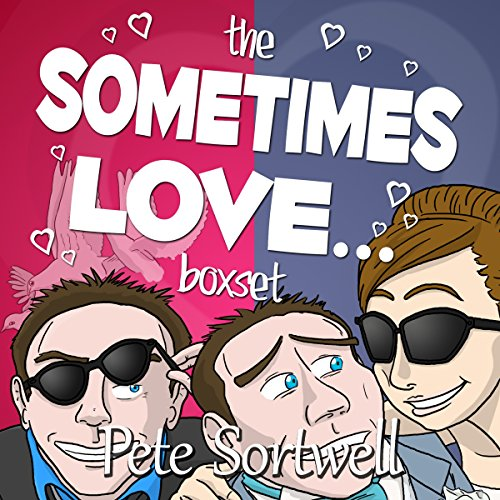 Sometimes Love.... audiobook cover art