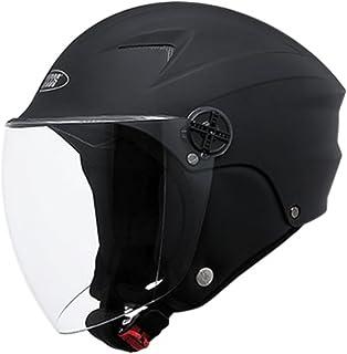 Studds Dame Sporting Helmet (Size : S, Matt Black)
