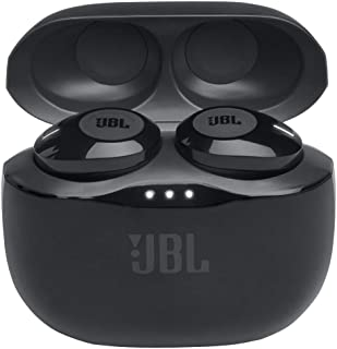 JBL TUNE 120TWS - True Wireless in-Ear Headphone - Black