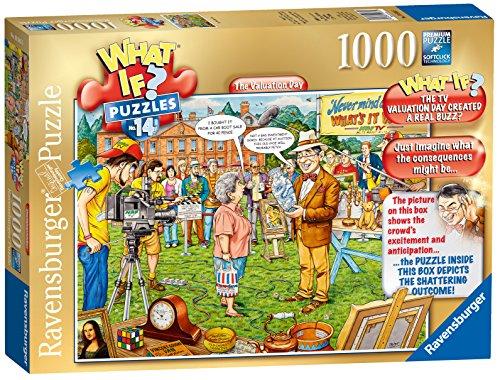 Ravensburger Was wenn? Nr. 14–Die Bewertung Tag, Spielset Puzzle, 1000Einzelteile