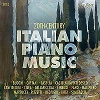 20th Century Italian Piano Music (20CD)