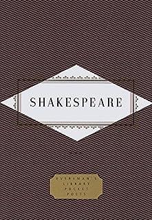 Shakespeare: Poems (Everyman's Library Pocket Poets Series)