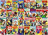 Vintage Western Comic Book Covers 1000 Piece Jigsaw Puzzle