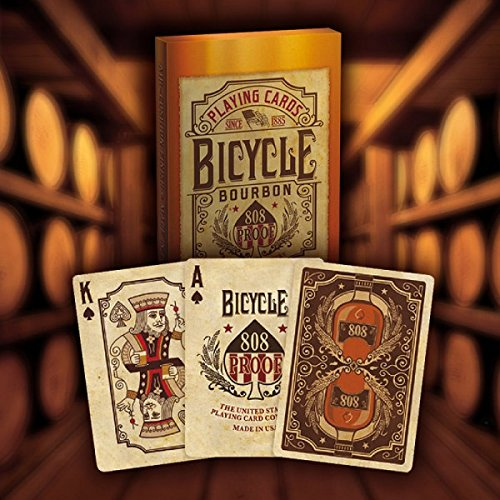 Carte Bicycle - Bourbon Playing Cards