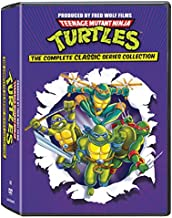 Teenage Mutant Ninja Turtles 2003 Dvd Collection