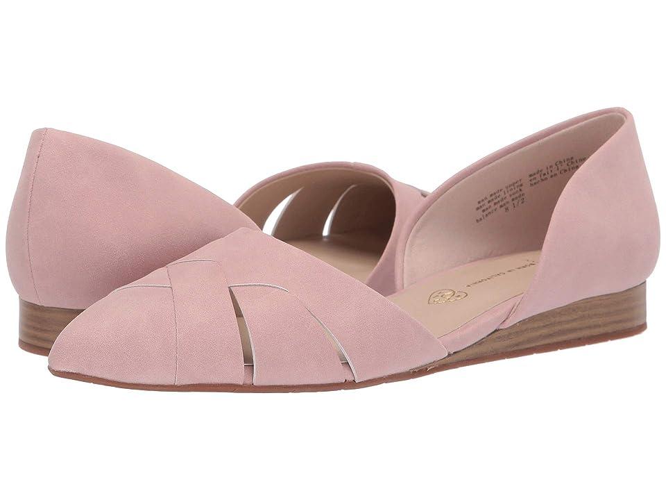 Seychelles BC Footwear by Seychelles Focal Point (Pink V-Nubuck) Women