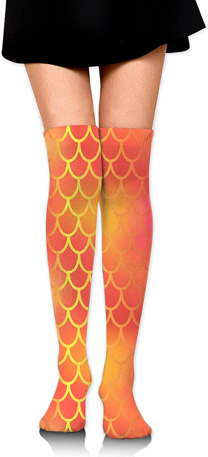 Comfort Knee Compression Sock High Free Shipping New Tube For Socks W All stores are sold Sports Girls