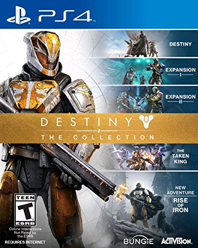 Activision Blizzard - Destiny: The Collection /PS4 (1 GAMES)