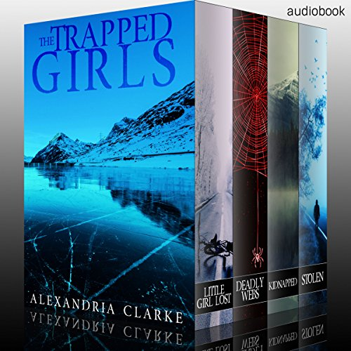 The Trapped Girls Super Boxset cover art