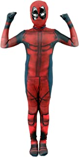 Teens Unisex Lycra Spandex Zentai Halloween Cosplay 3D Style Costumes