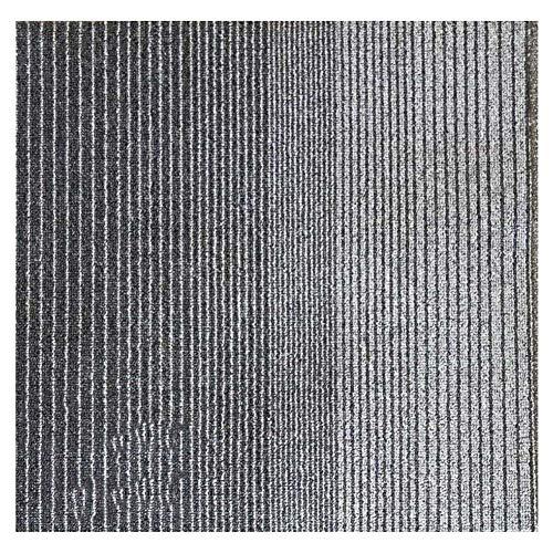 Unbekannt Teppiche Vinyl Brett und Quadrat Kommerziell Teppich Fliesen, 50x50cm, Schwer Tragen Muster Dauerhaft Bodenbelag, (1 m²) Packung mit 4 Fliesen,A