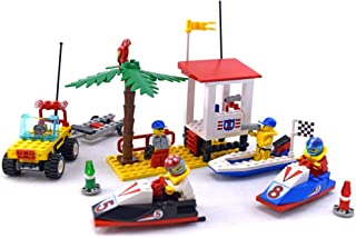 Lego System 6334 Wave Jump Racers