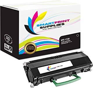 Smart Print Supplies Compatible 310-8702 310-8709 Black Toner Cartridge Replacement for Dell 1720 1720DN Printers (6,000 Pages)
