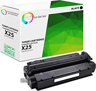 TCT Premium Compatible Toner Cartridge Replacement for Canon X25 8489A001AA Black Works with Canon ImageClass MF3110 MF5500 MF3240 MF5550 MF5750 MF5770 Printers (2,500 Pages)