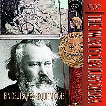 Brahms · Ein Deutsches Requiem Op.45