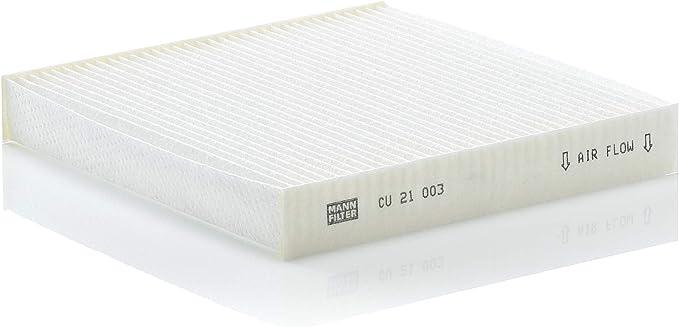 Original Mann Filter Innenraumfilter Cu 21 003 Für Pkw Auto