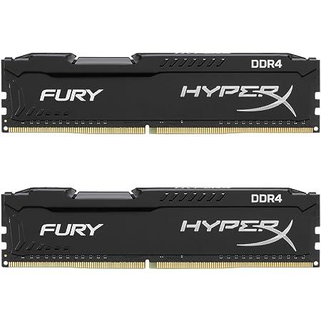 Hyperx Hx426c16fb2 8 Fury Schwarz Ddr4 8gb 2666mhz Computer Zubehör