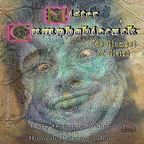 Mister Cumphobiecack audiobook cover art