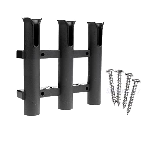 2019 Fashion Rod Holders X 4 Boat Parts Side Mount Black Cheapest Price From Our Site Parts & Accessories
