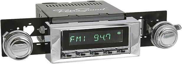 Retro Manufacturing HC-116-117-03-73 Car Radio