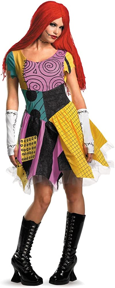 35% OFF Disguise Women's Sassy Sally Costume Large Rag Gothic Doll Selling