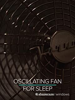 9 Hours of Oscillating Fan for Sleep