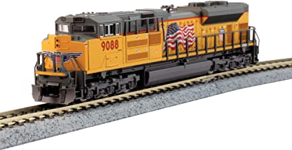 Kato N Scale SD70ACe Locomotive UP #9088 DCC Equipped