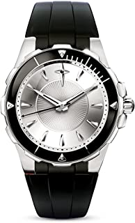 Protection and Strength for My Son Black Sapphire Men's Watch by The Bradford Exchange