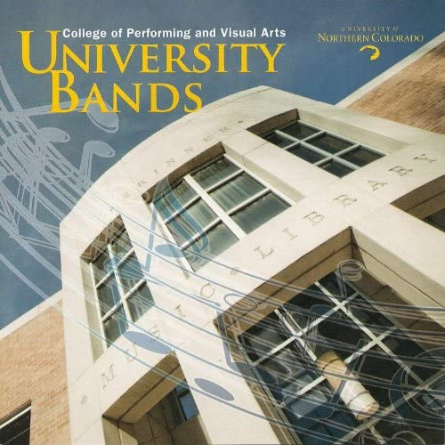 University of Northern Colorado Concert Band
