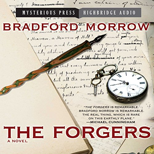 The Forgers audiobook cover art