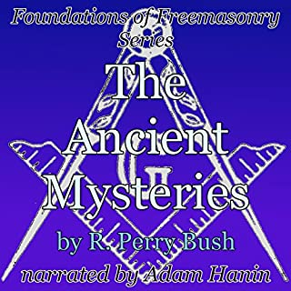 The Ancient Mysteries cover art