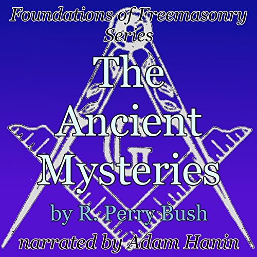 The Ancient Mysteries audiobook cover art
