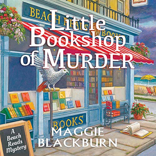 Little Bookshop of Murder cover art