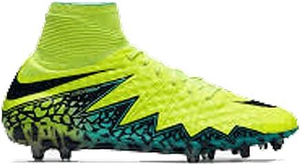 fb4fe7e7520d Nike Hypervenom Phantom II FG 747213-703 Volt Turqoise Jade Men s Soccer  Cleats