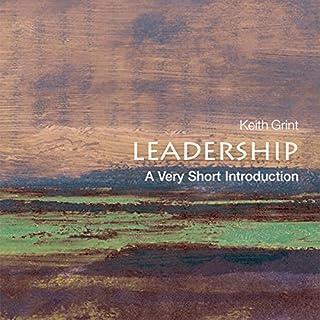 Leadership cover art