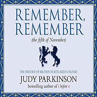 Remember, Remember (the Fifth of November) cover art