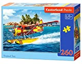 Castorland B27323 Classic Tropical Taxi - Puzzle (260 Piezas)