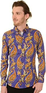Best psychedelic paisley shirt Reviews