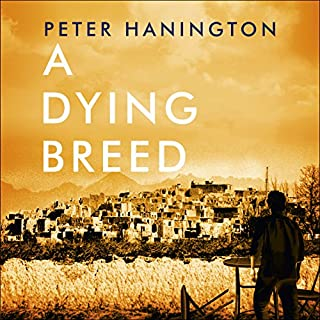 A Dying Breed audiobook cover art