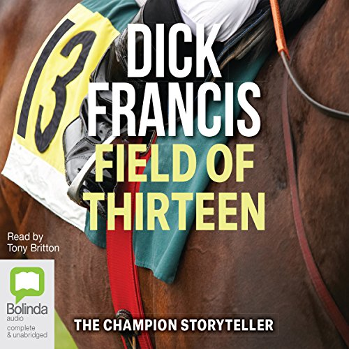 Field of 13 audiobook cover art