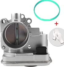 KINCARPRO Electric Throttle Body Air Control Assembly Fit for 2009-2011 Buick Lucerne, 2006-2007 Buick Terraza, 2007-2009 Chevrolet Equinox, Pontiac G6 2006-2010 OE 12577029, 12609500