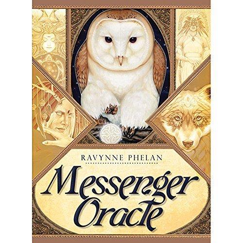 Green Cross Toad Messenger Oracle par Ravynne Phelan, 50 Cartes Inspirées avec Instructions en Anglais