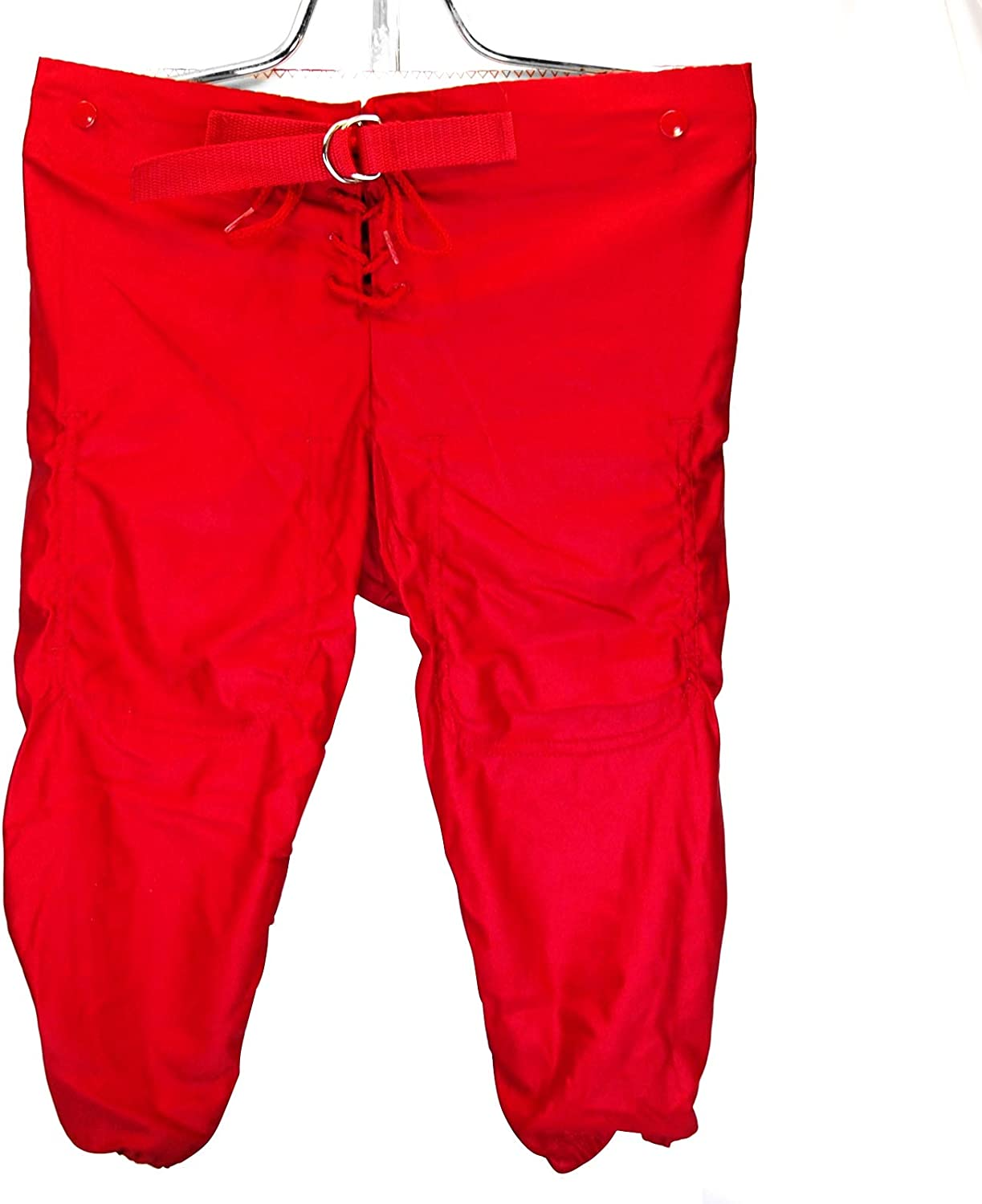 ADAMS Football All items in the store Game Pants Scarlet Limited price with Youth Snaps Large YDGP-81
