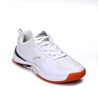 FURO by Redchief Men's White Tennis Shoes-7 UK (41 EU) (T6002 812_7)